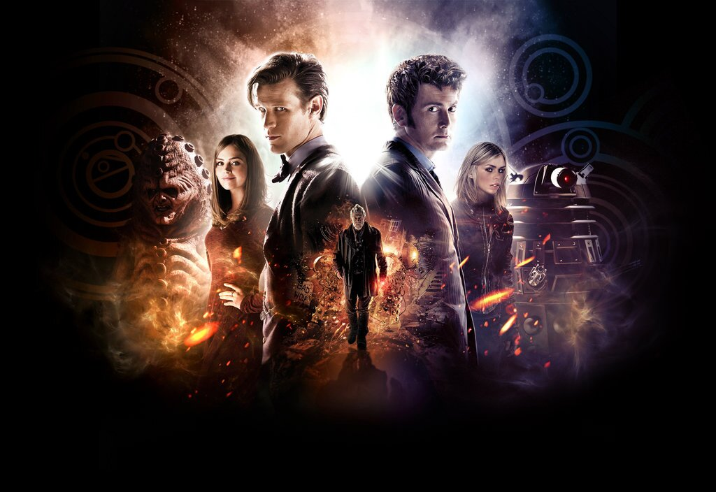 Die besten Doctor Who Episoden