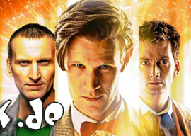 The Five(ish) Doctors