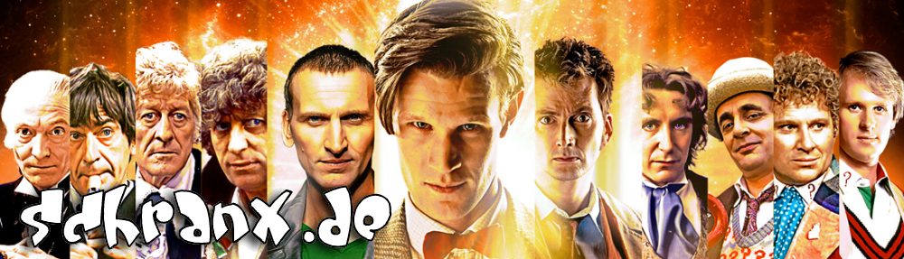 50 Jahre Doctor Who am Samstag