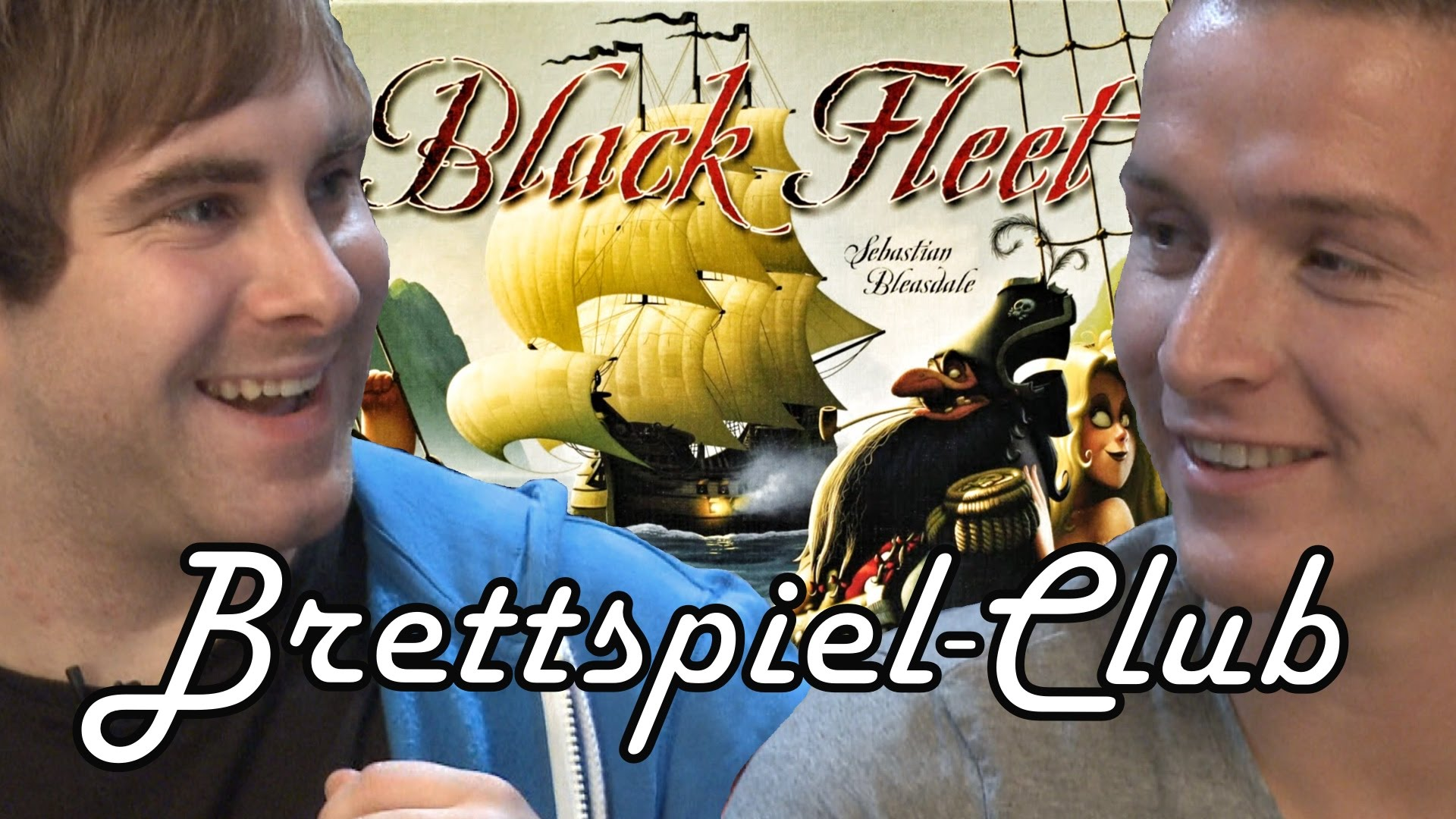 Black Fleet gekauft / Brettspiel-Club ist Schuld!