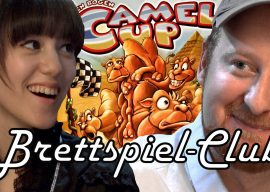 Brettspiel-Club: Camel Up