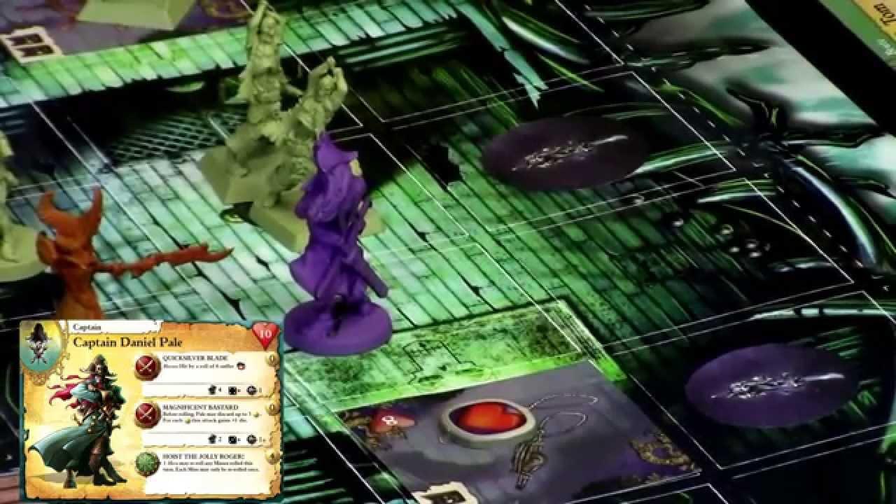 Neues Brettspiel auf Kickstarter: Rum and Bones