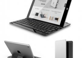 Tastatur fürs iPad Air