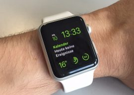 Nach 3 Wochen mit der Apple Watch