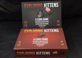Exploding Kittens sind da!