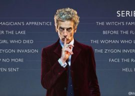 Doctor Who Prolog Staffel 9