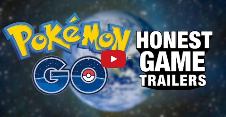 Ehrlicher Trailer: Pokémon Go