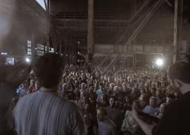 1500 Menschen singen HALLELUJAH!
