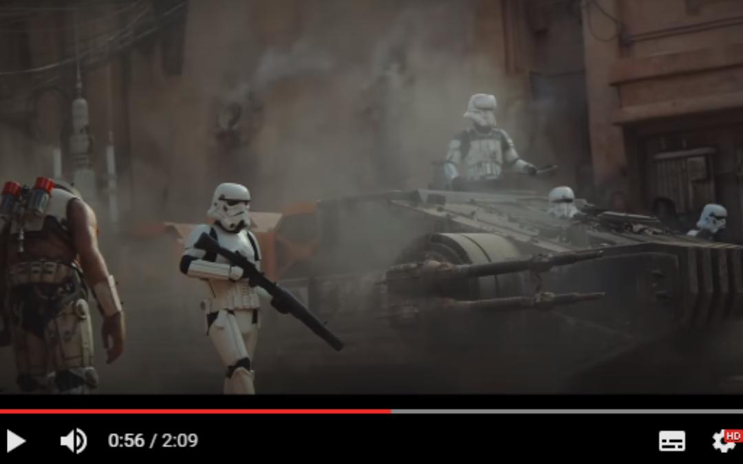 Rogue One Trailer – Deutsch