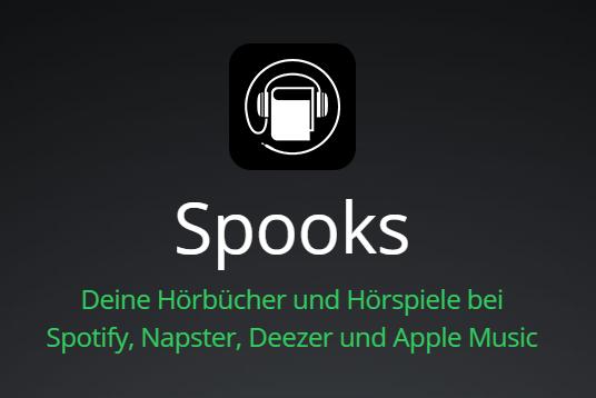 Alle Hörspiele und Hörbücher auf Spotify in einer App