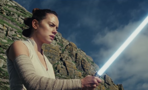 Star Wars Episode 8 – Die letzten Jedi – Trailer