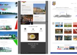 Homepages mit neuem Glanz