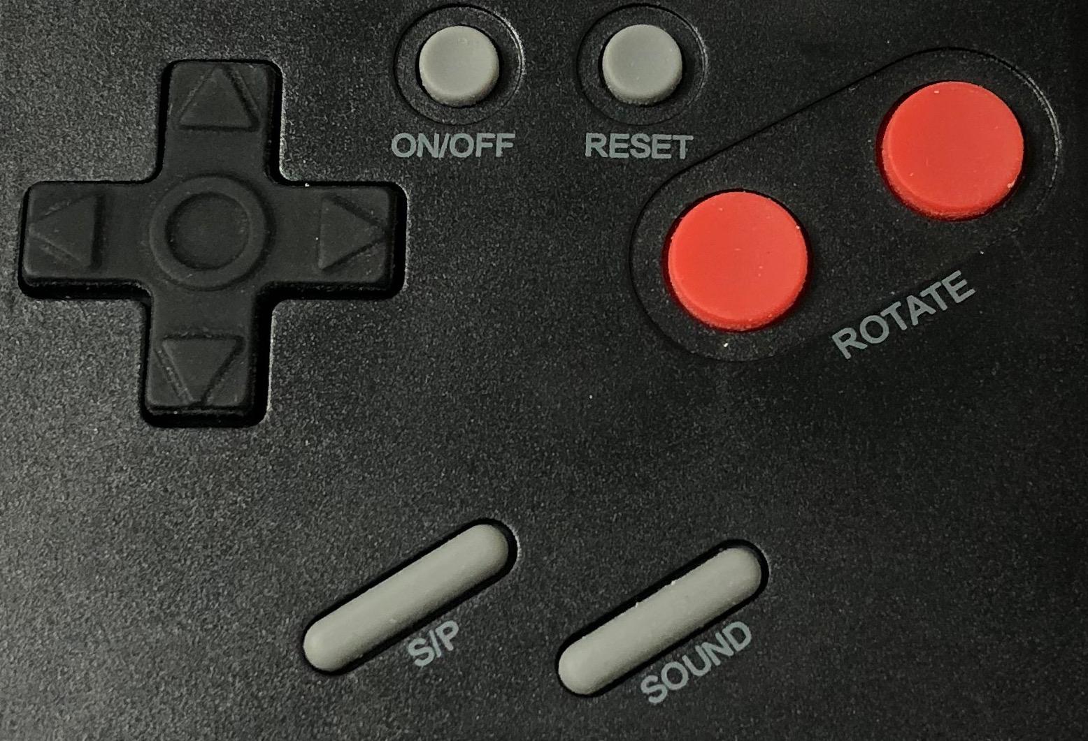 Tetris Hülle fürs iPhone X