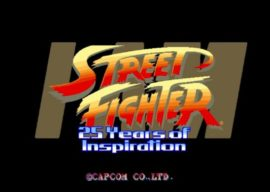 Street Fighter Dokumentation