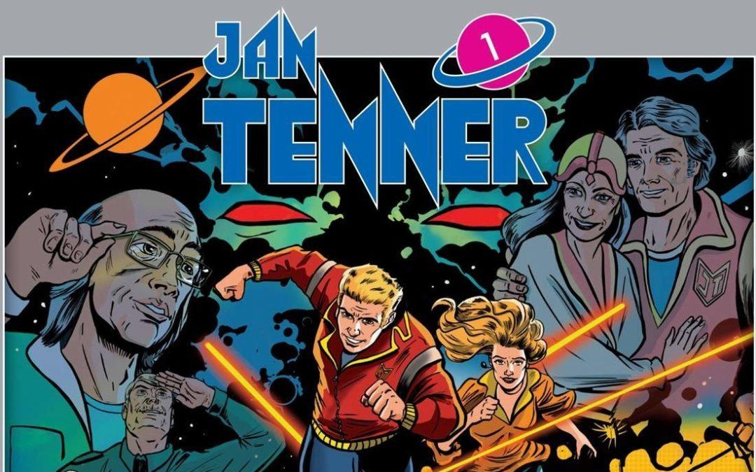 Jan Tenner ist zurück