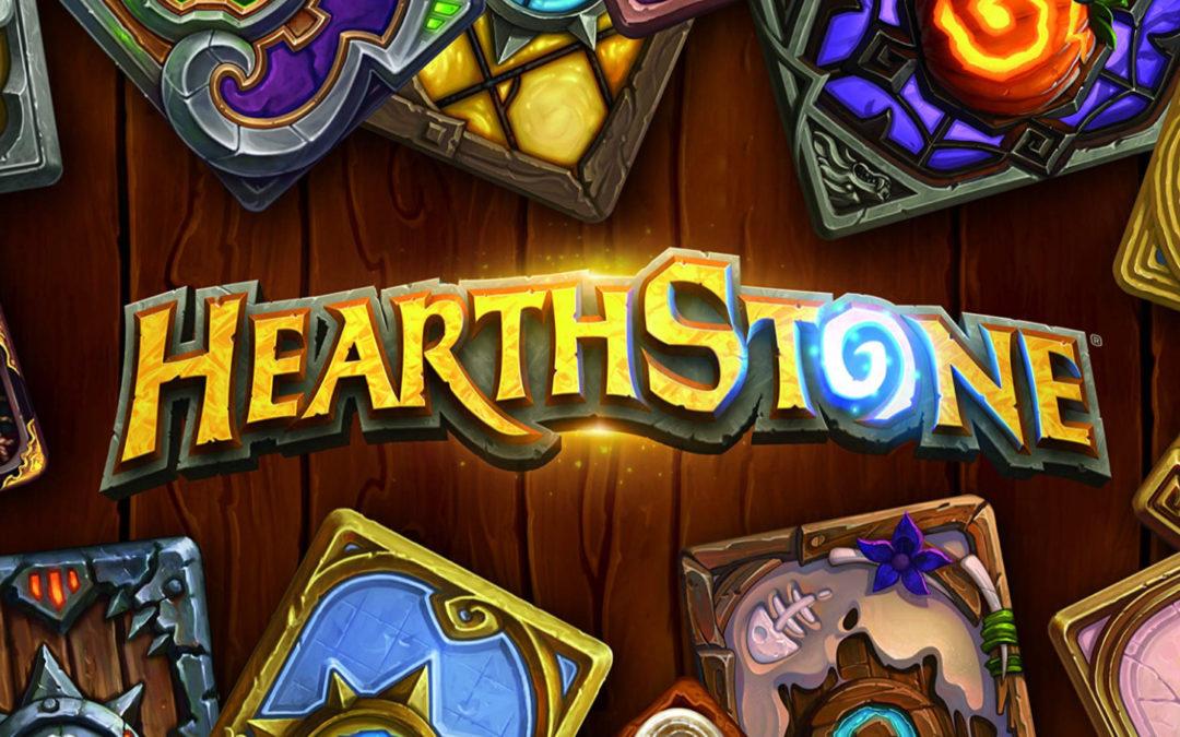 Hearthstone Tagebuch