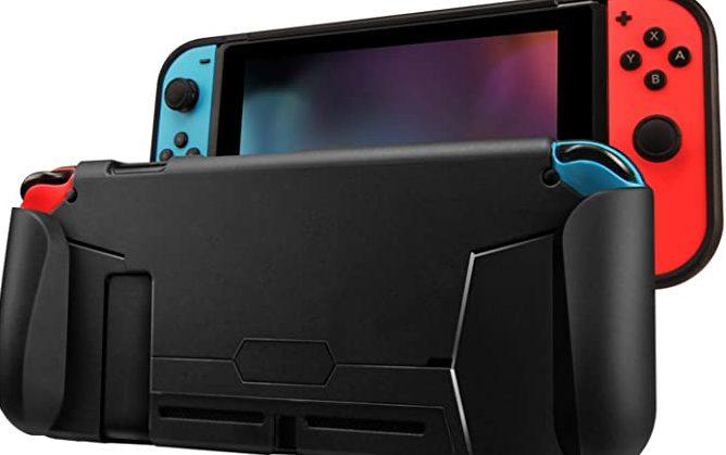 Gripcases für die Nintendo Switch / Test