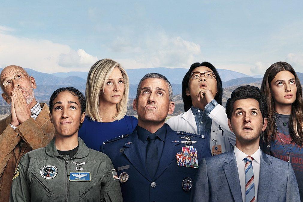 Space Force – Kurze Meinung