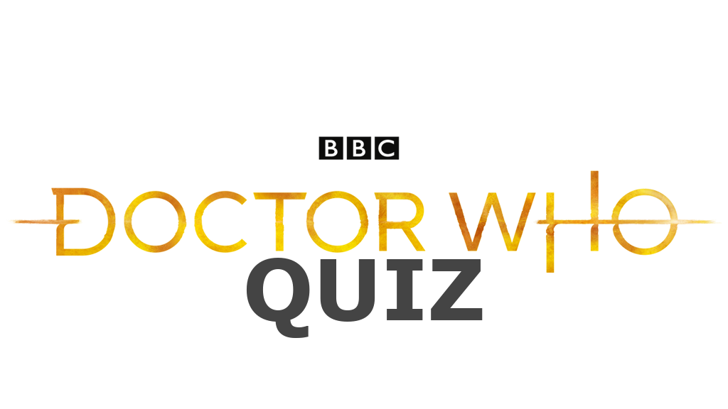 Mein Doctor Who Quiz