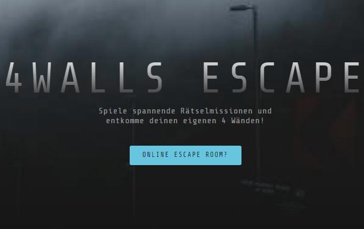 4walls-escape.de / Erfahrung